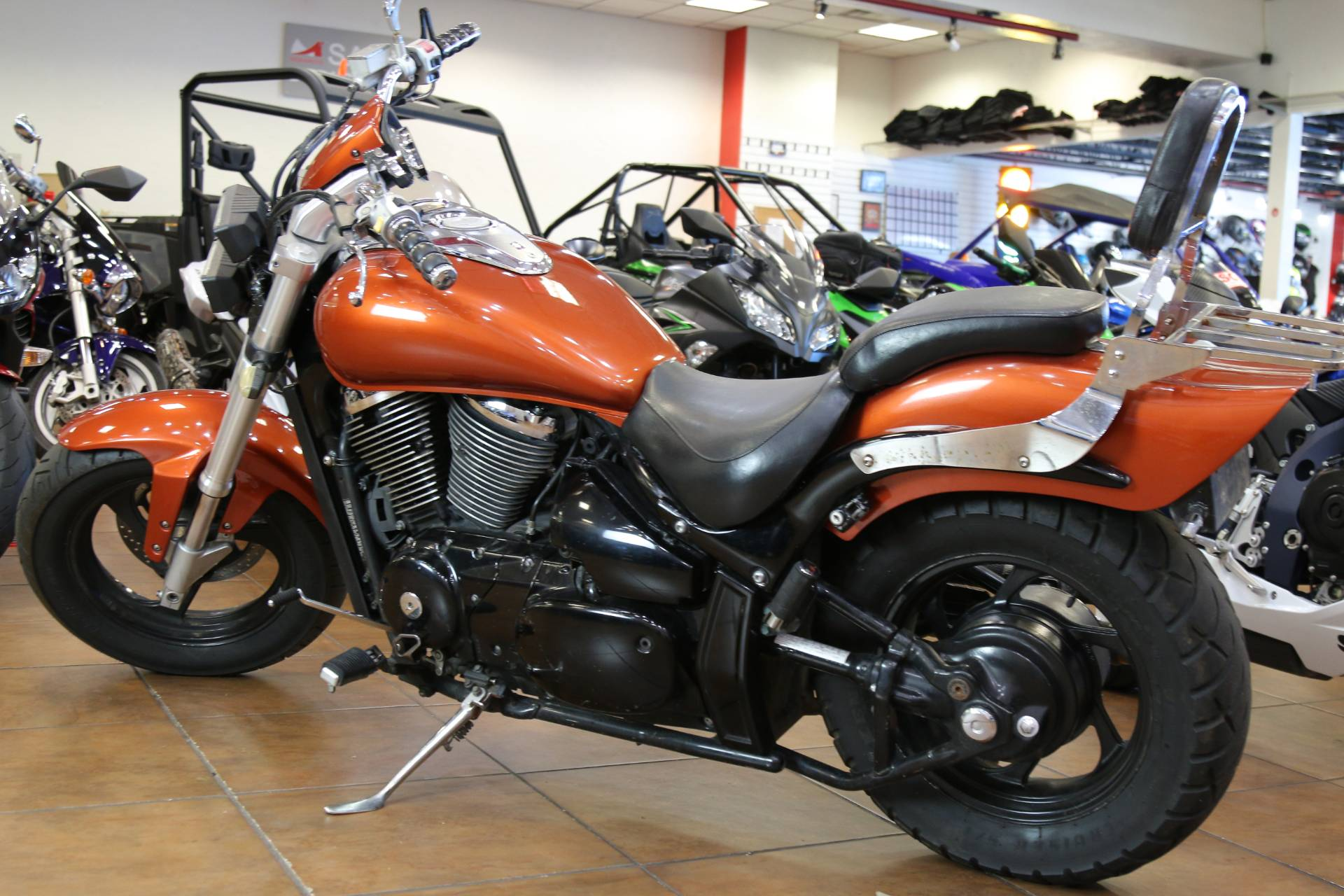 2005 Suzuki Boulevard M50 in Pinellas Park, Florida - Photo 5
