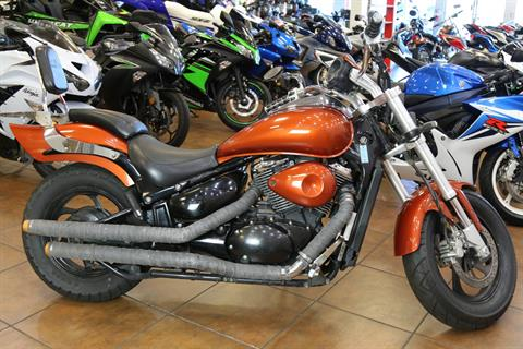 2005 Suzuki Boulevard M50 in Pinellas Park, Florida - Photo 9