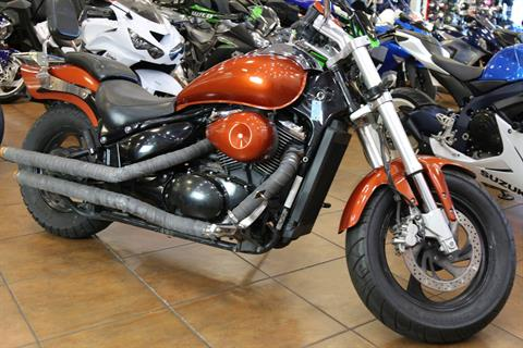 2005 Suzuki Boulevard M50 in Pinellas Park, Florida - Photo 13
