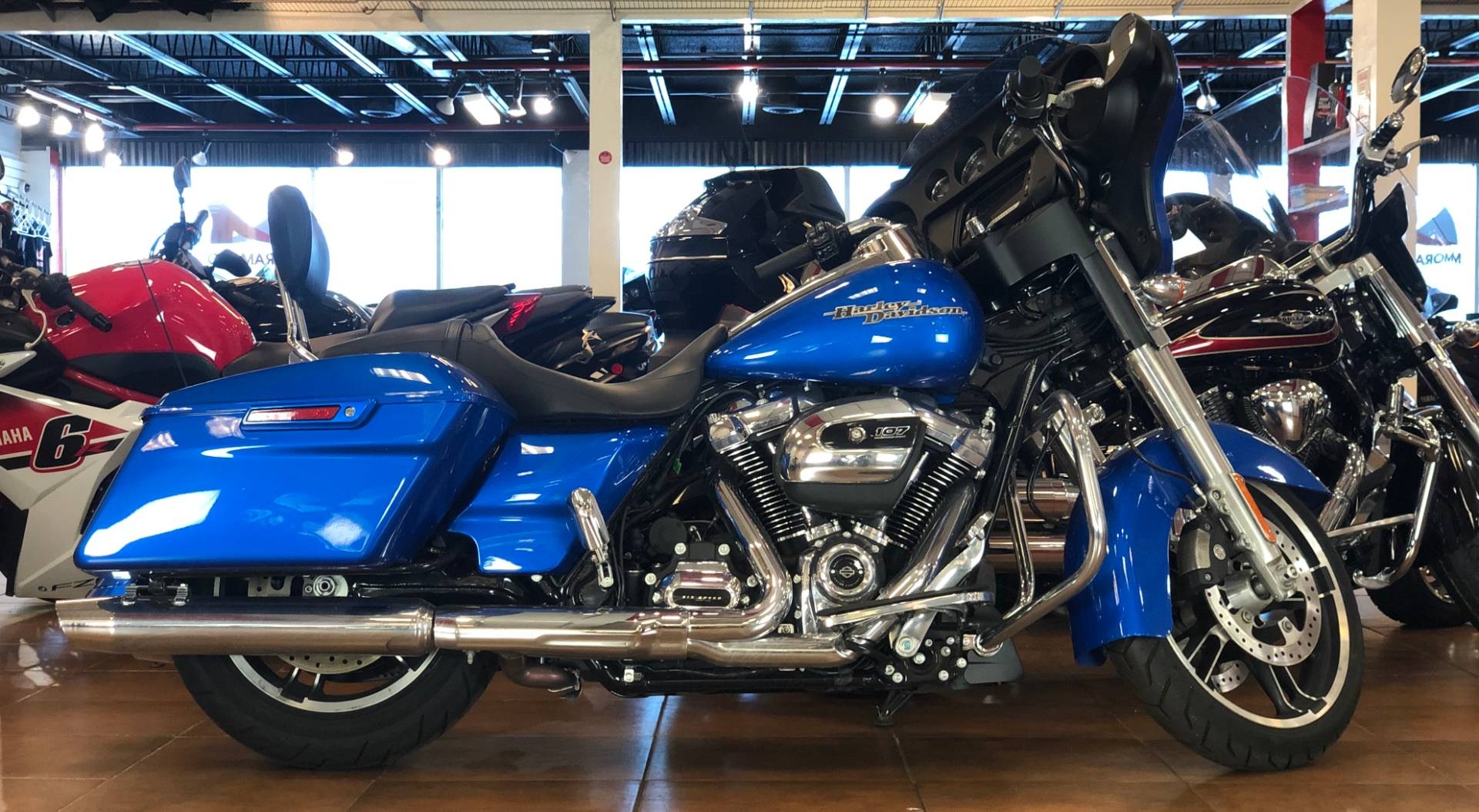 2018 Harley-Davidson Street Glide® in Pinellas Park, Florida - Photo 1