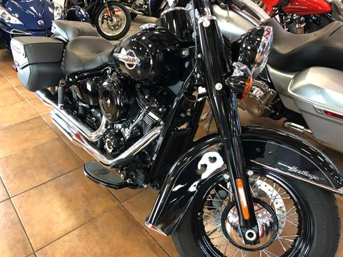 2019 Harley-Davidson Heritage Classic 107 in Pinellas Park, Florida - Photo 4