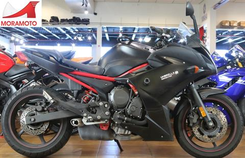 2013 Yamaha FZ6R in Pinellas Park, Florida - Photo 1