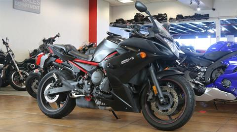 2013 Yamaha FZ6R in Pinellas Park, Florida - Photo 2