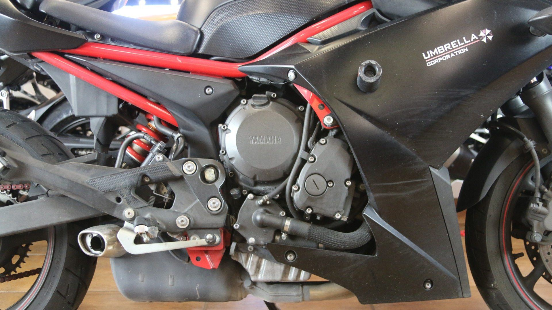 2013 Yamaha FZ6R in Pinellas Park, Florida - Photo 5