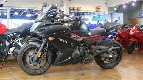 2013 Yamaha FZ6R in Pinellas Park, Florida - Photo 11