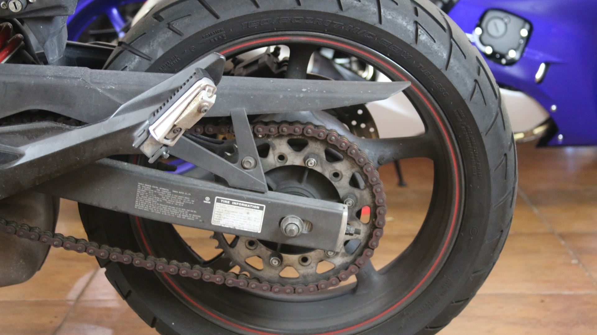2013 Yamaha FZ6R in Pinellas Park, Florida - Photo 15