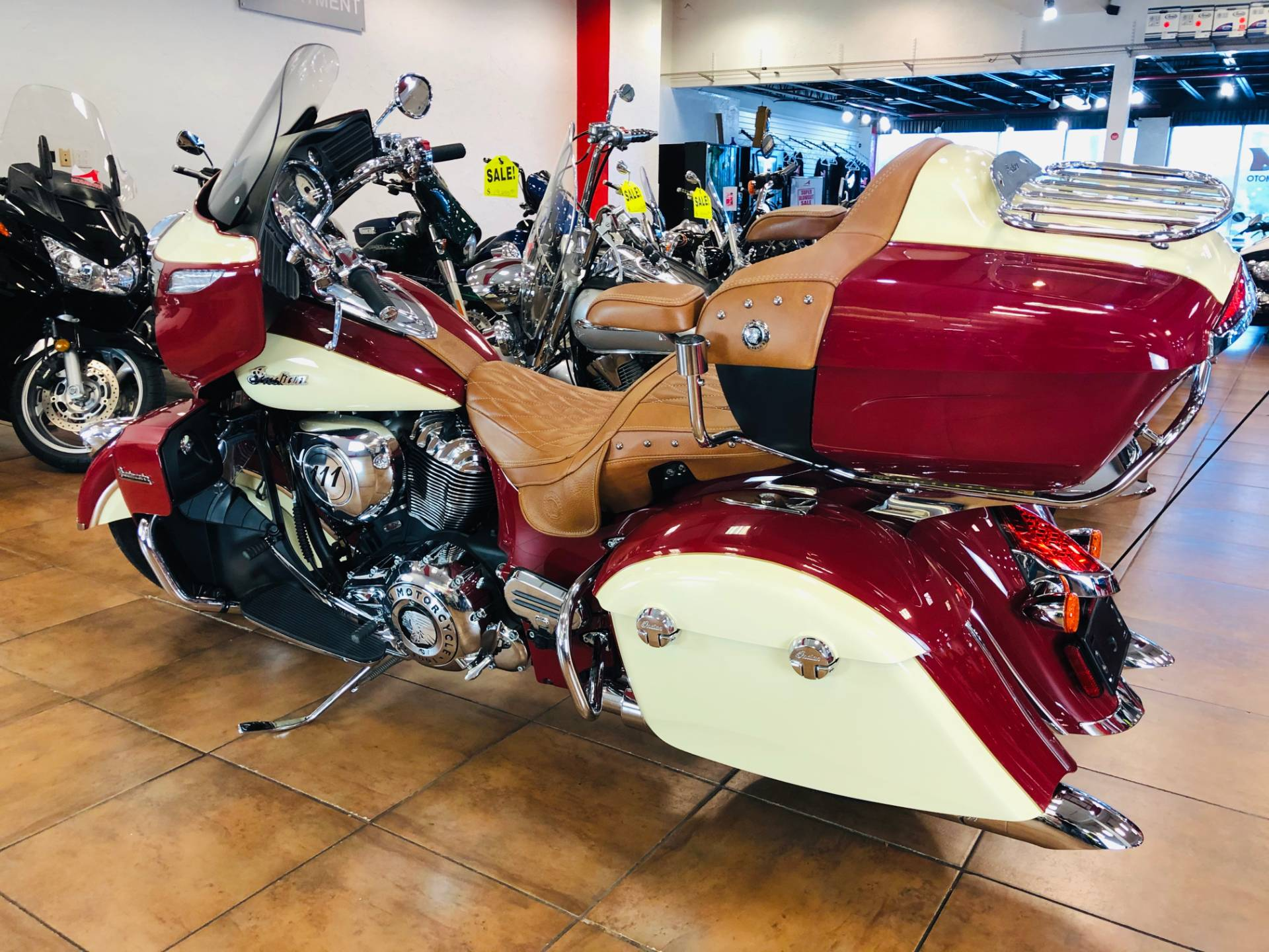 2016 Indian Roadmaster® in Pinellas Park, Florida - Photo 12