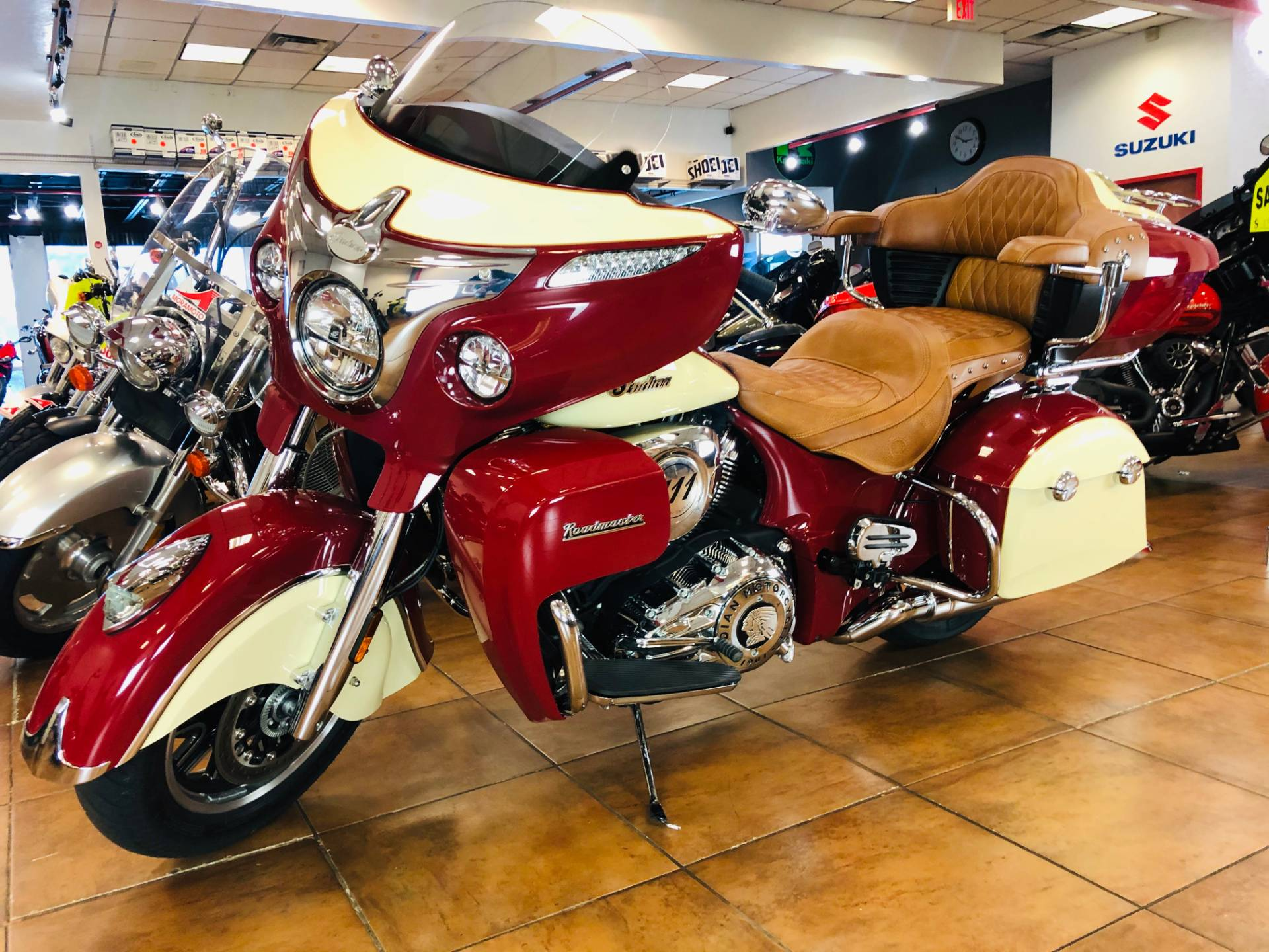 2016 Indian Roadmaster® in Pinellas Park, Florida - Photo 11