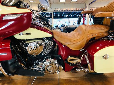 2016 Indian Roadmaster® in Pinellas Park, Florida - Photo 14