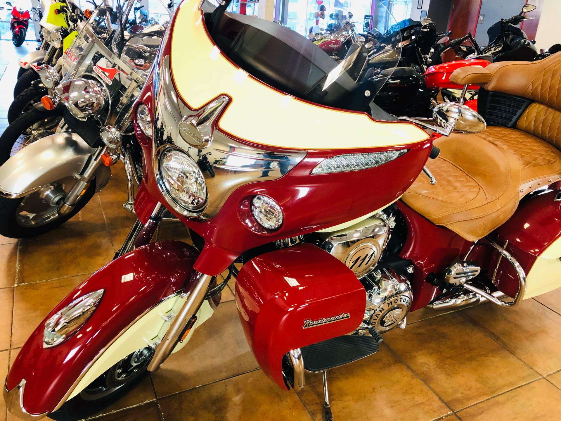 2016 Indian Roadmaster® in Pinellas Park, Florida - Photo 13