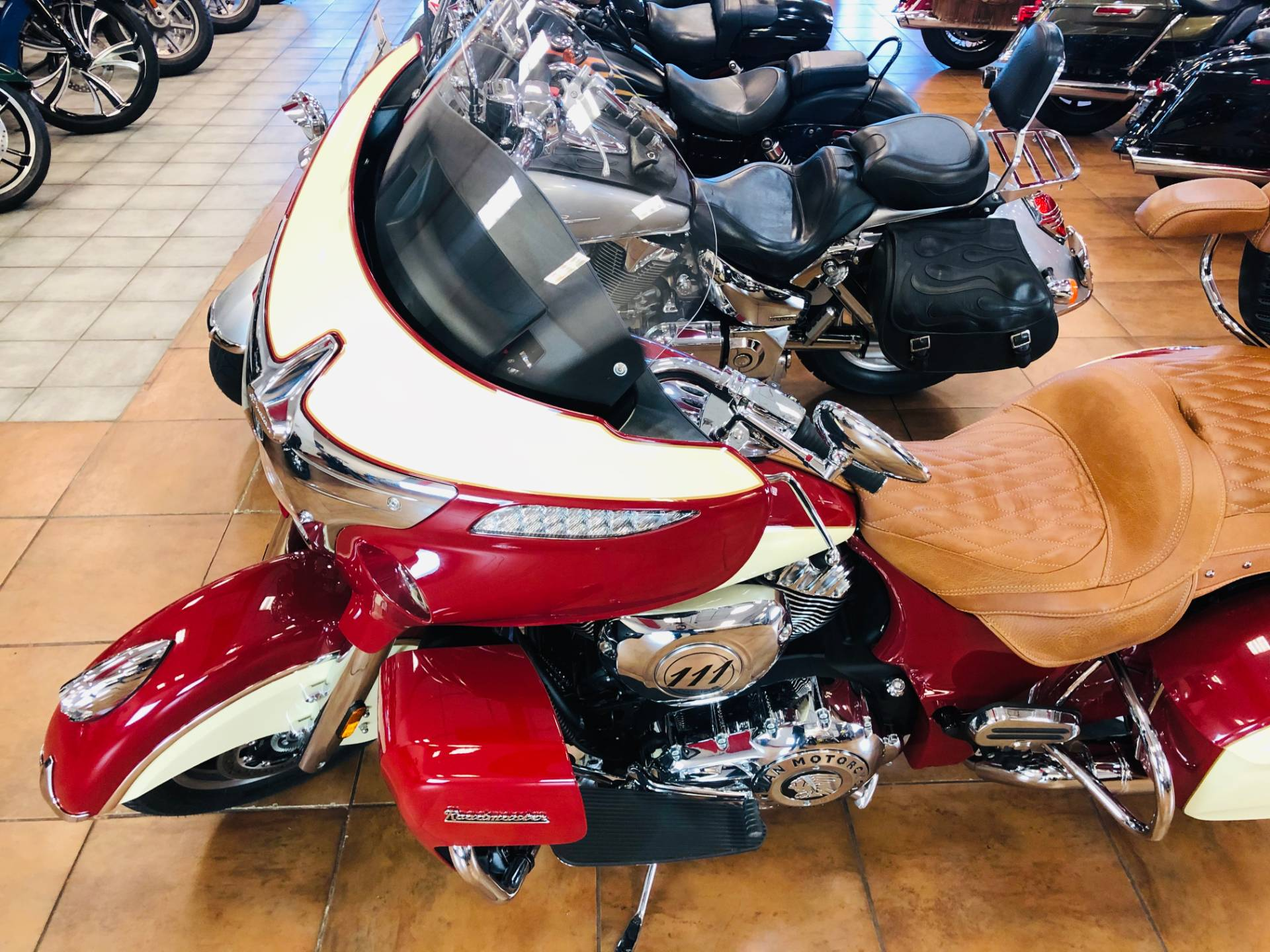 2016 Indian Roadmaster® in Pinellas Park, Florida - Photo 16