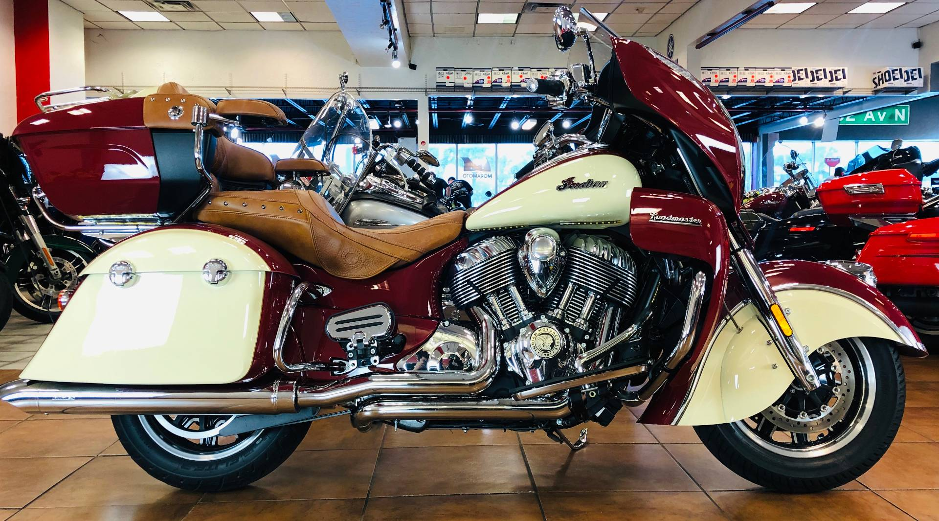 2016 Indian Roadmaster® in Pinellas Park, Florida - Photo 1