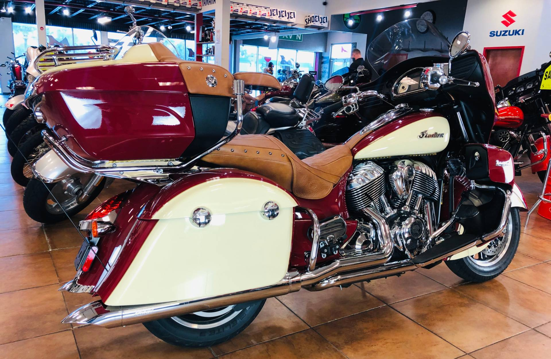 2016 Indian Roadmaster® in Pinellas Park, Florida - Photo 4
