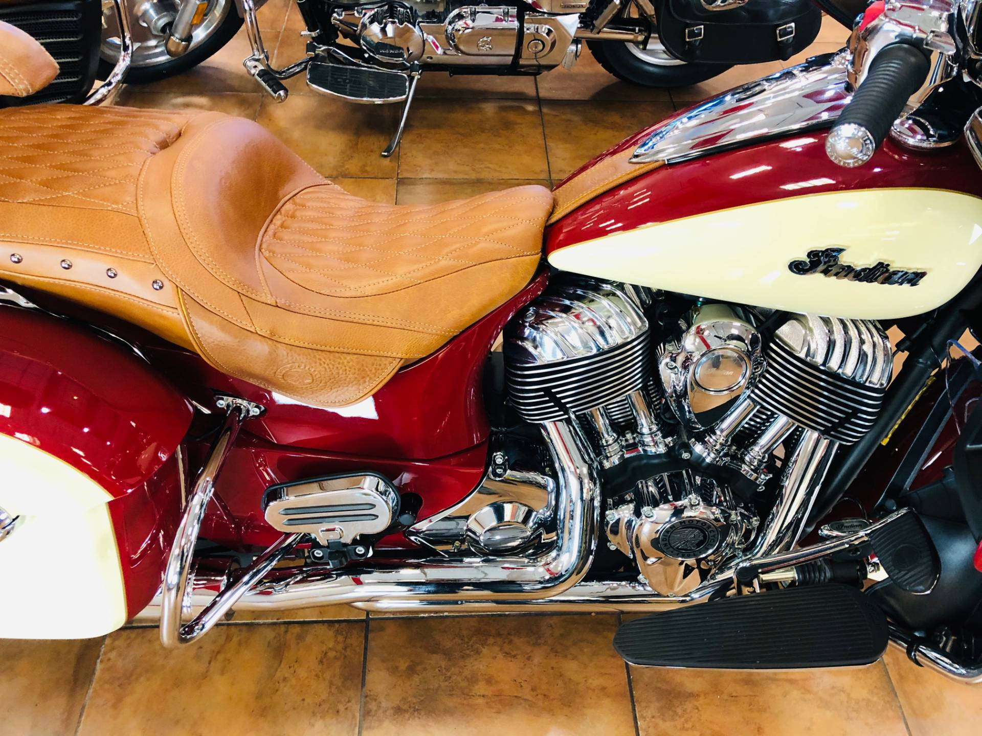 2016 Indian Roadmaster® in Pinellas Park, Florida - Photo 9