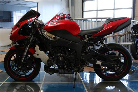 2007 Kawasaki Ninja® ZX™-6R in Pinellas Park, Florida