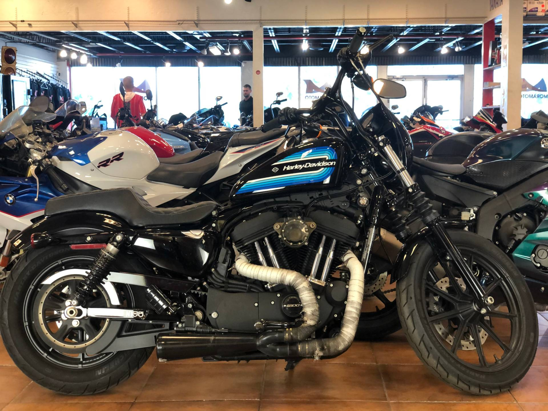 2019 Harley-Davidson Iron 1200™ in Pinellas Park, Florida - Photo 1
