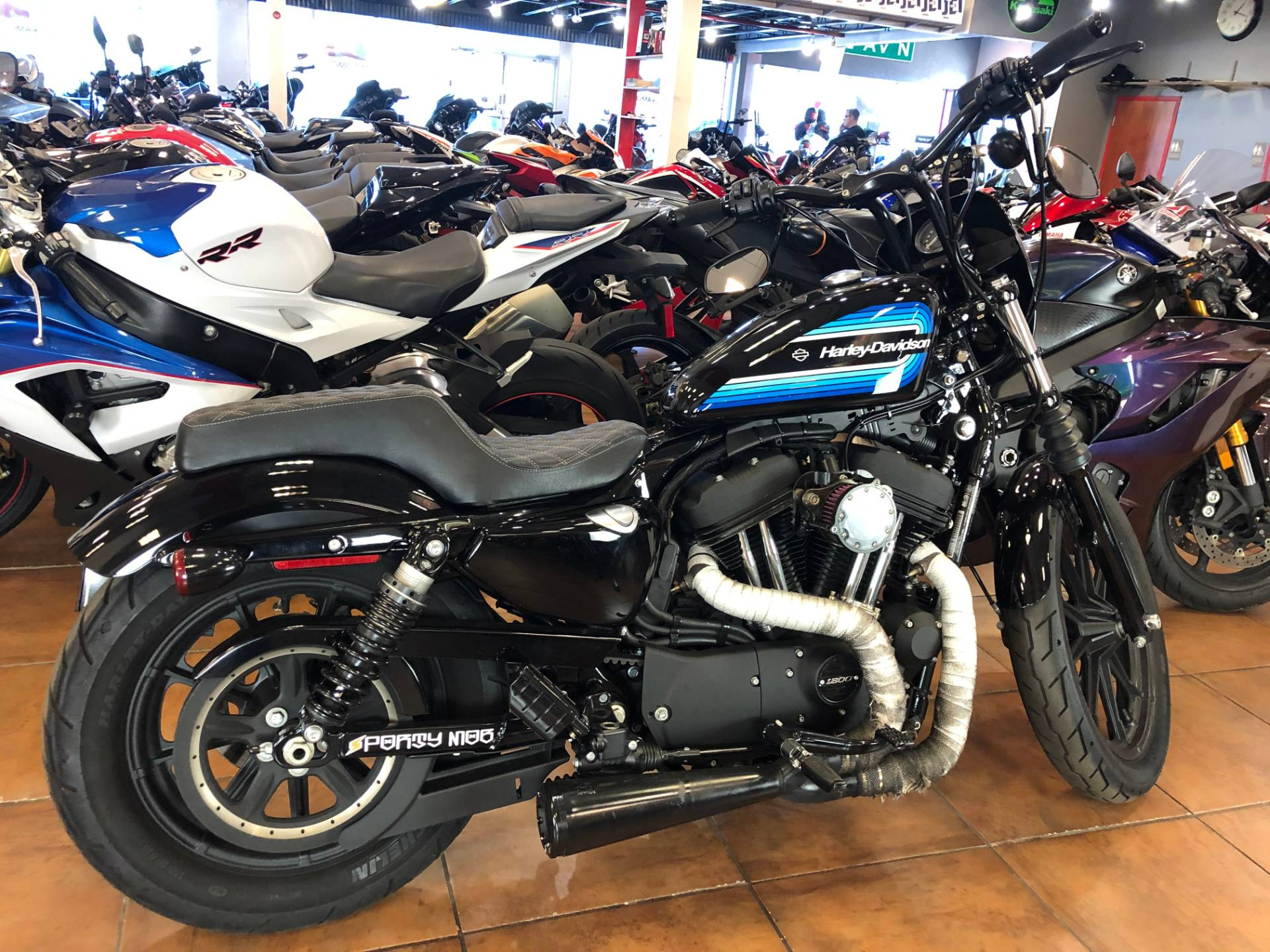 2019 Harley-Davidson Iron 1200™ in Pinellas Park, Florida - Photo 4