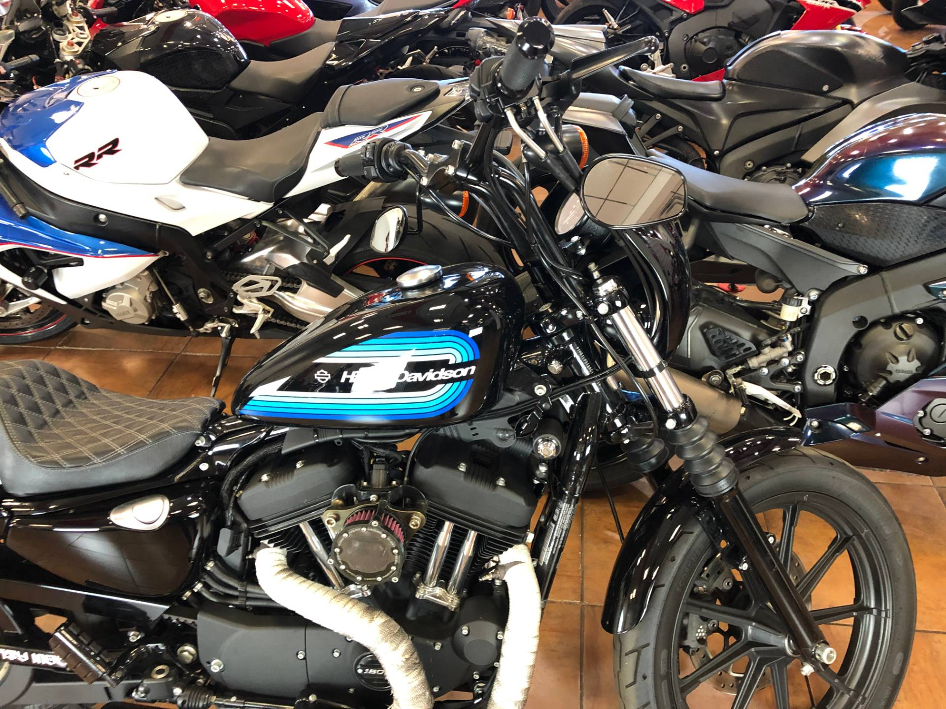 2019 Harley-Davidson Iron 1200™ in Pinellas Park, Florida - Photo 5