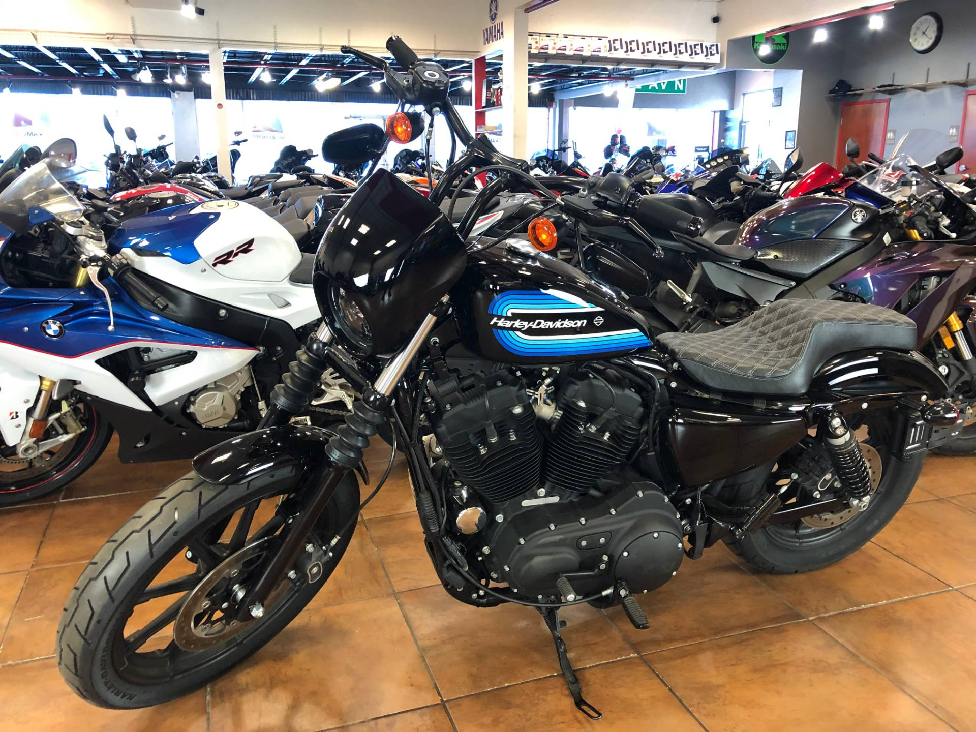 2019 Harley-Davidson Iron 1200™ in Pinellas Park, Florida - Photo 12