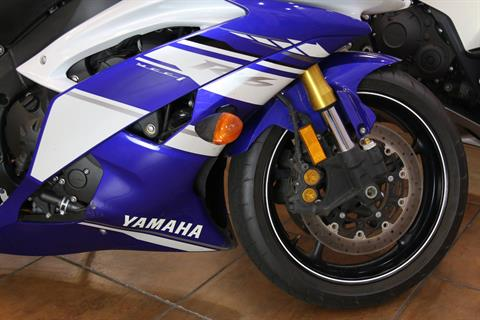 2014 Yamaha YZF-R6 in Pinellas Park, Florida
