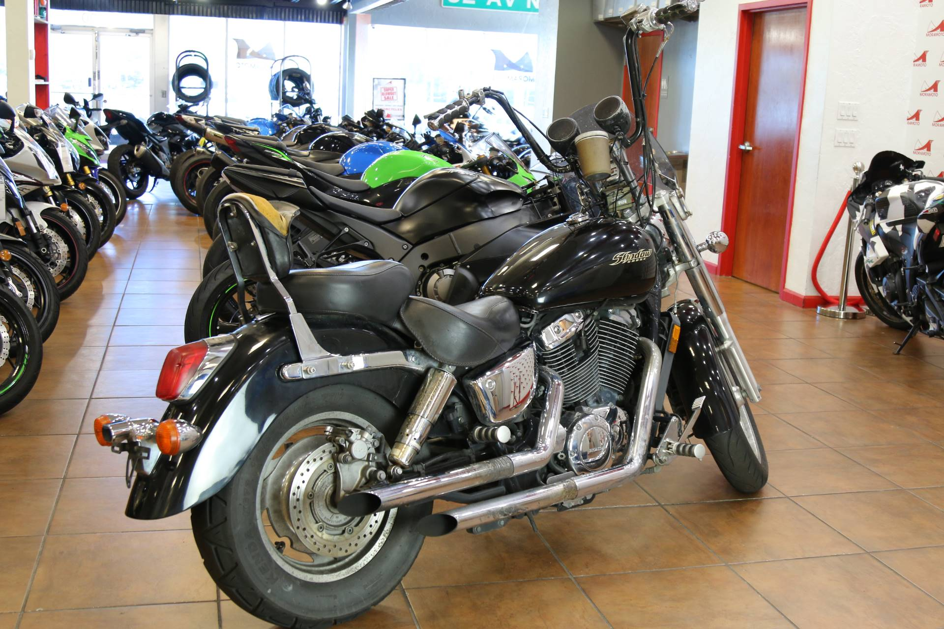 2005 Honda Shadow Sabre™ 1100 in Pinellas Park, Florida
