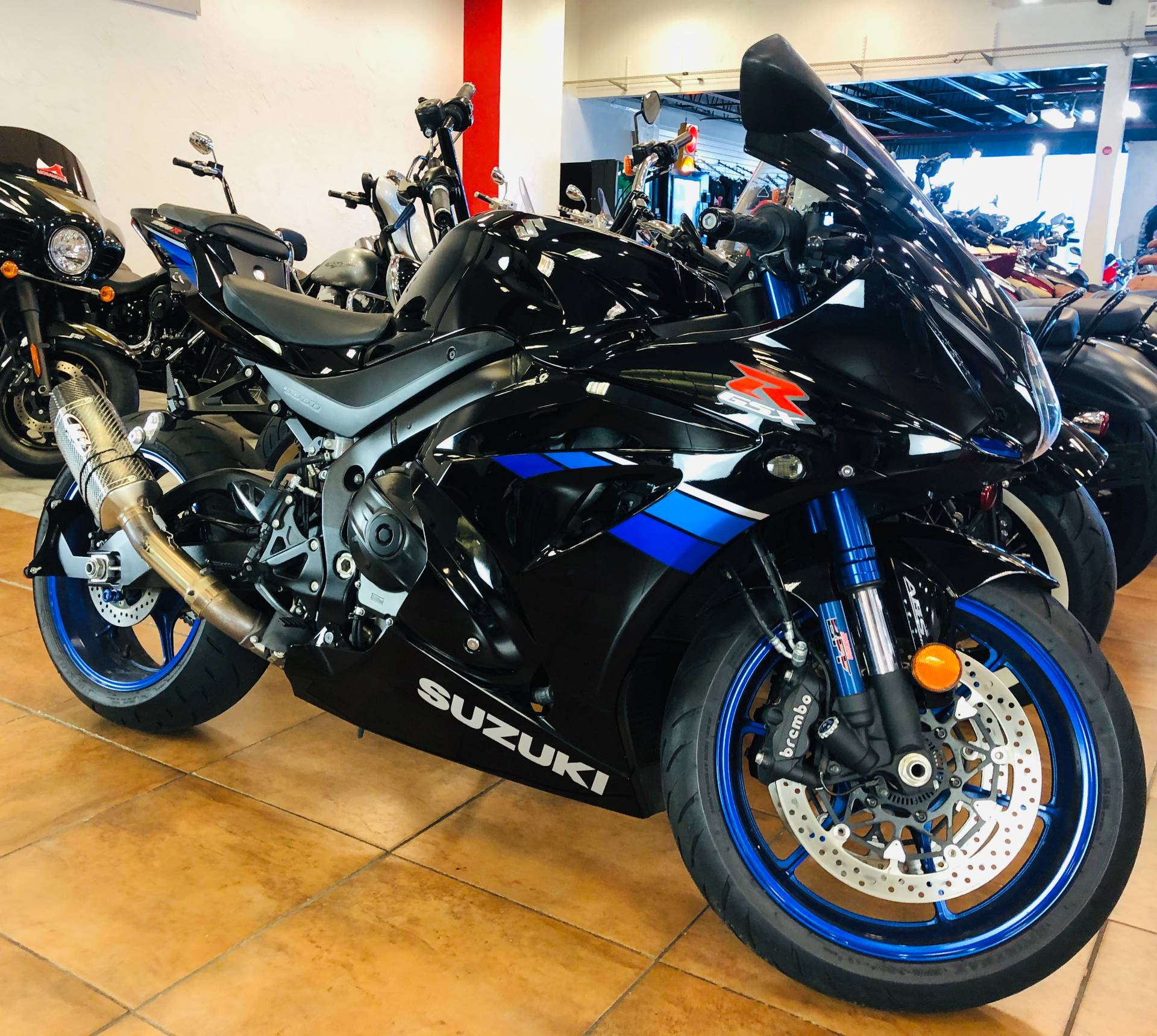 2017 Suzuki GSX-R1000R in Pinellas Park, Florida - Photo 3