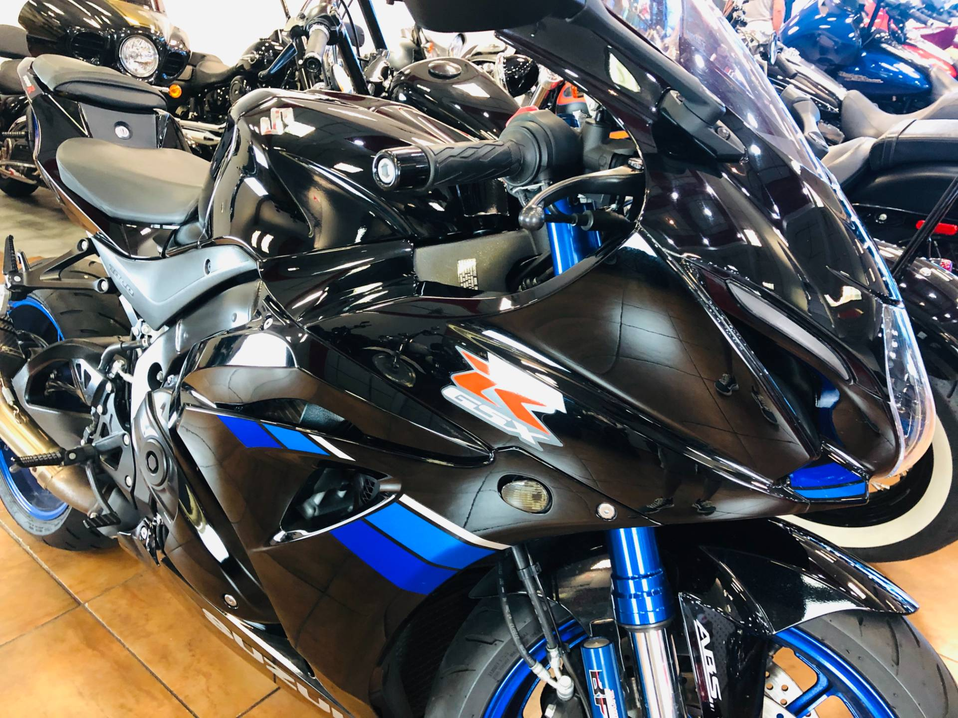 2017 Suzuki GSX-R1000R in Pinellas Park, Florida - Photo 5