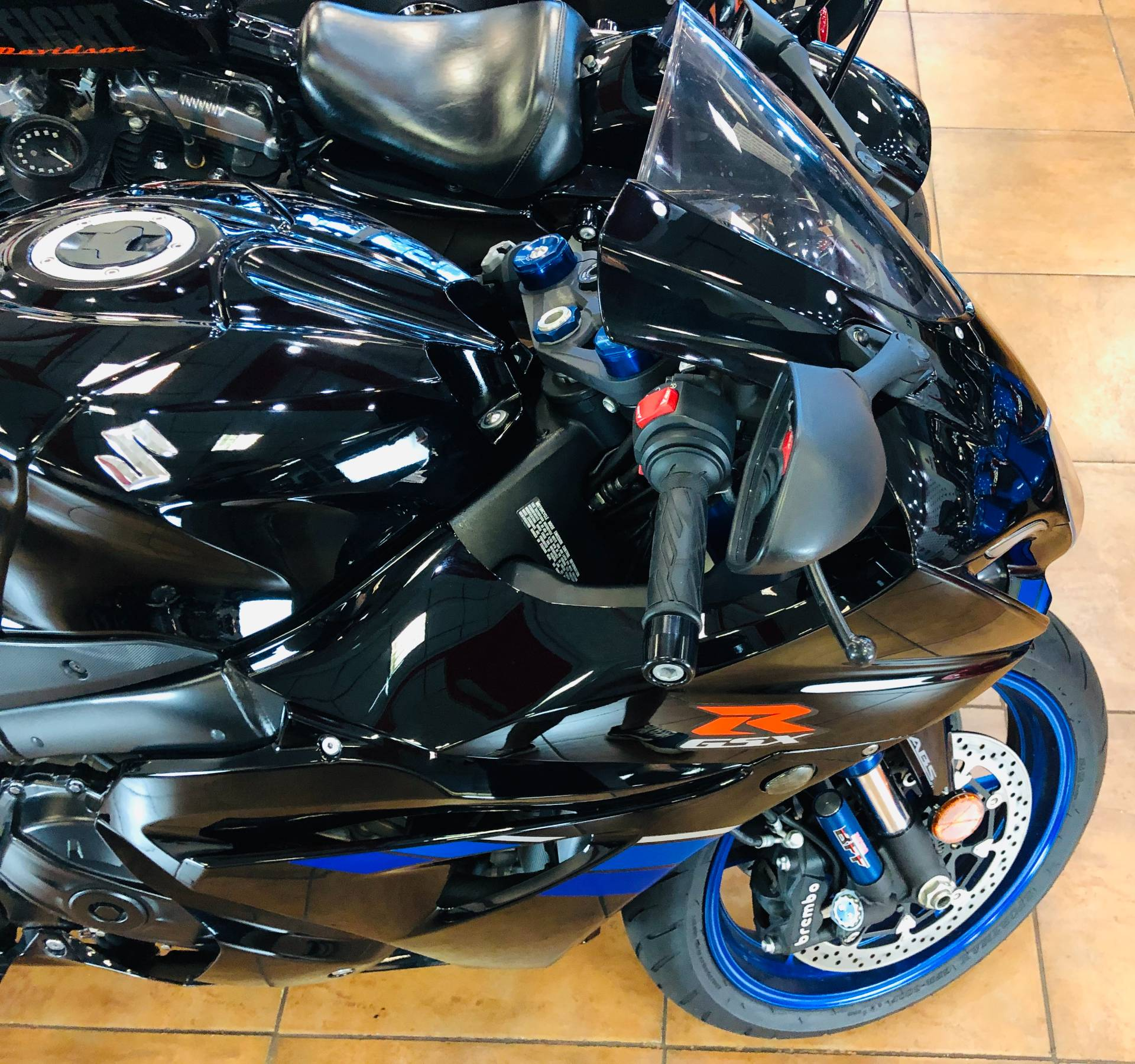 2017 Suzuki GSX-R1000R in Pinellas Park, Florida - Photo 8