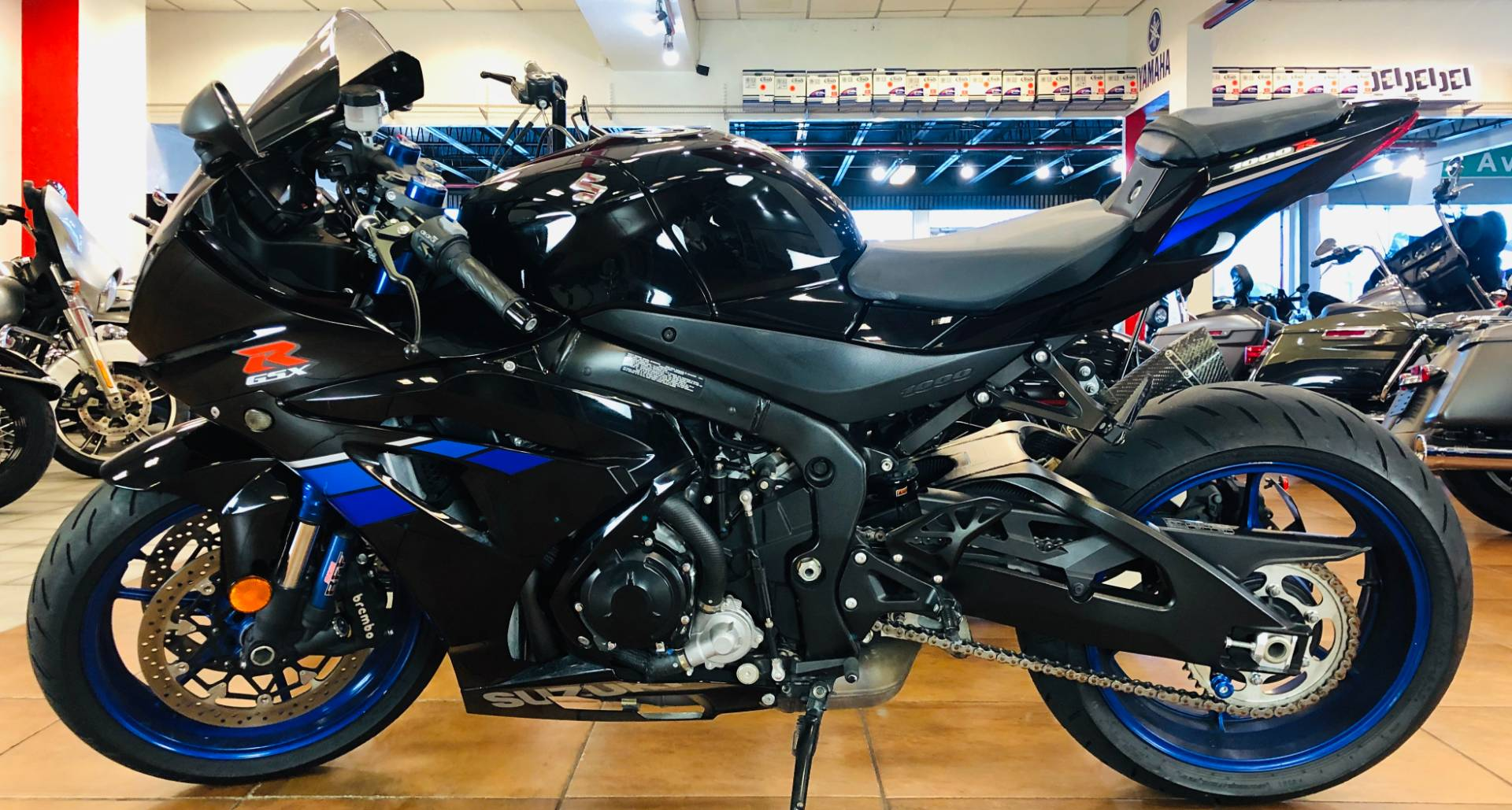 2017 Suzuki GSX-R1000R in Pinellas Park, Florida - Photo 2