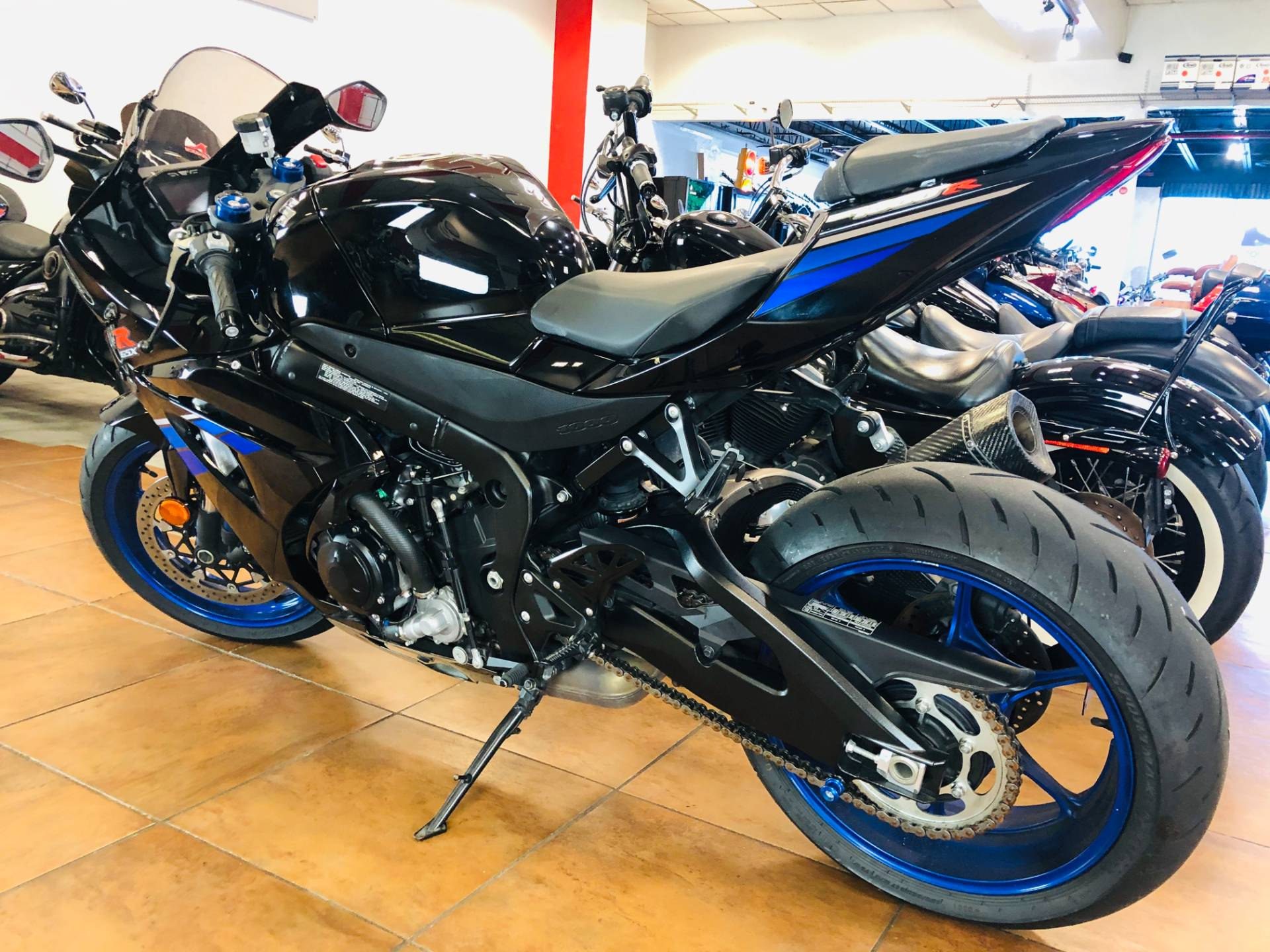 2017 Suzuki GSX-R1000R in Pinellas Park, Florida - Photo 12