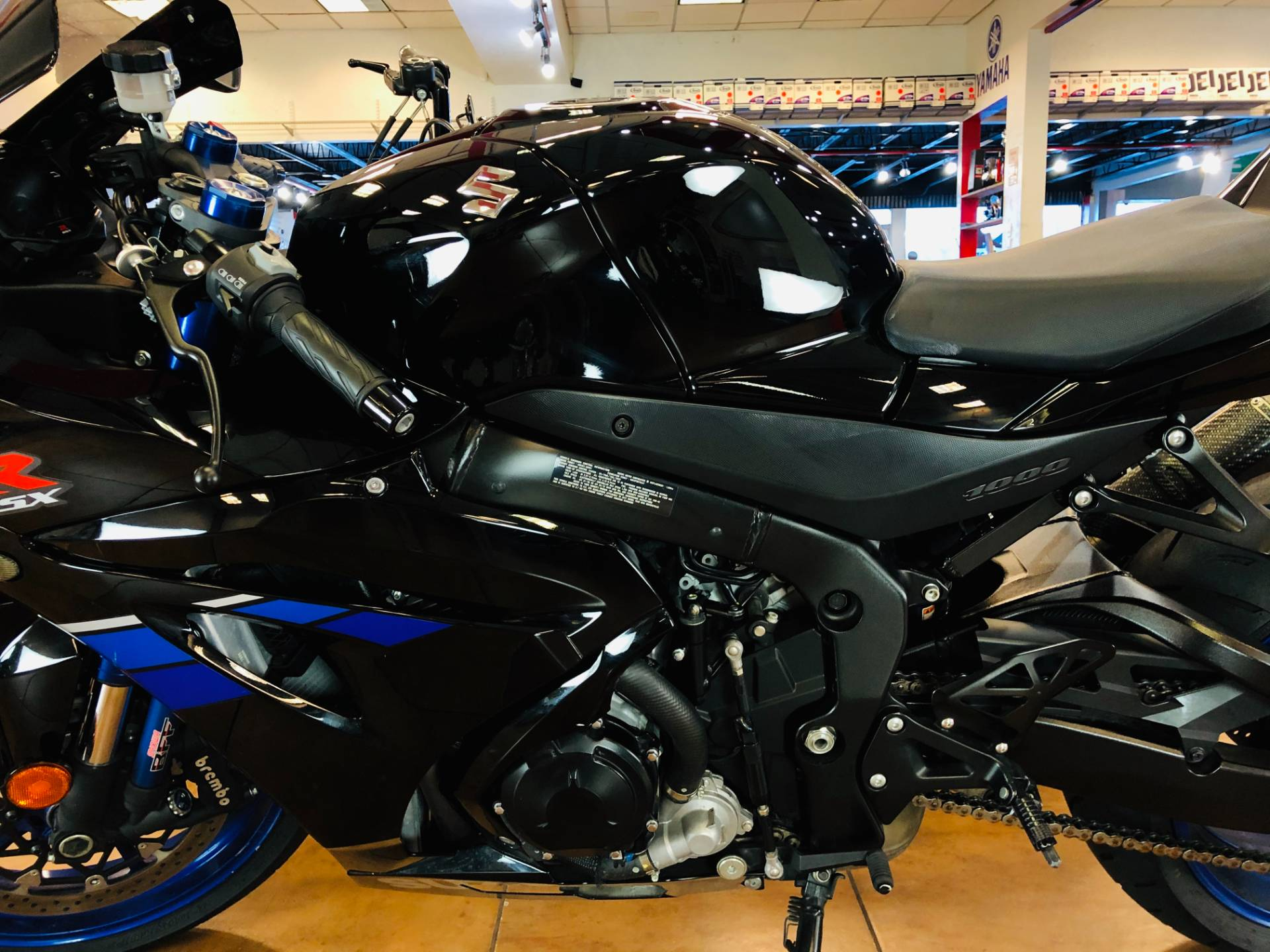 2017 Suzuki GSX-R1000R in Pinellas Park, Florida - Photo 14