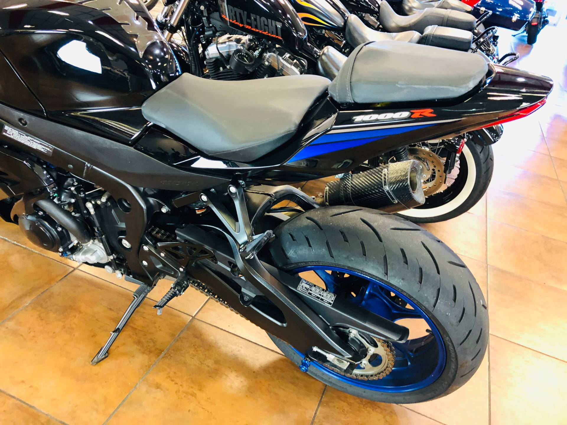 2017 Suzuki GSX-R1000R in Pinellas Park, Florida - Photo 15