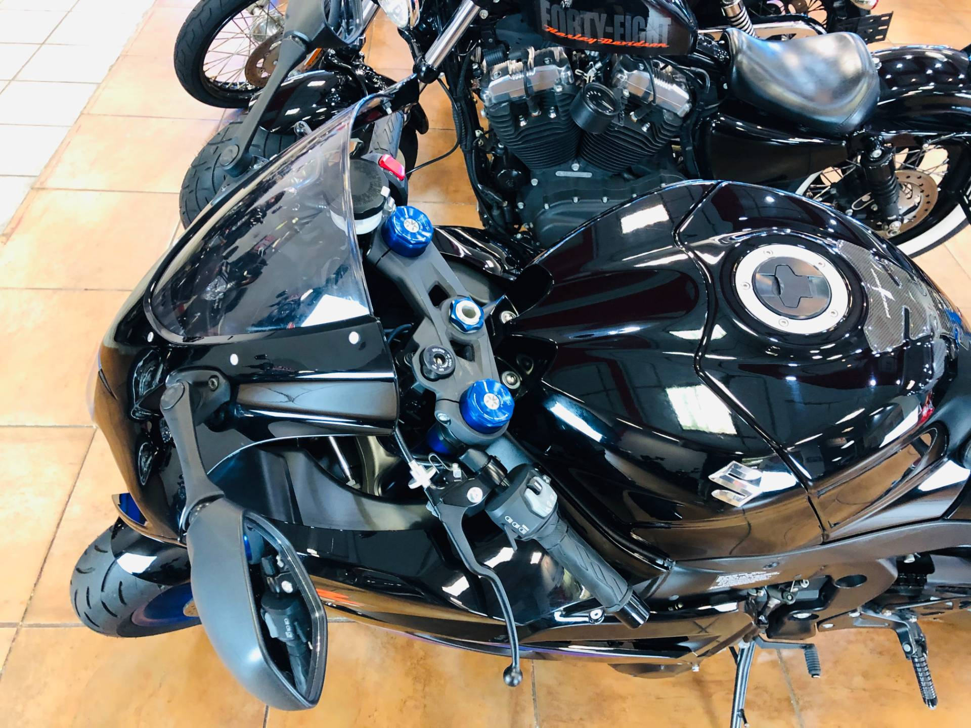 2017 Suzuki GSX-R1000R in Pinellas Park, Florida - Photo 16