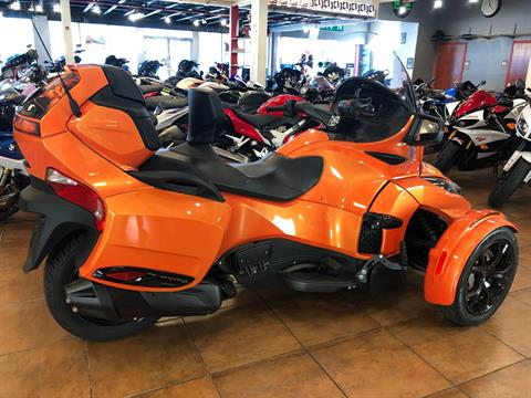 2019 Can-Am Spyder RT Limited in Pinellas Park, Florida - Photo 4