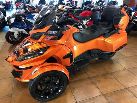 2019 Can-Am Spyder RT Limited in Pinellas Park, Florida - Photo 12