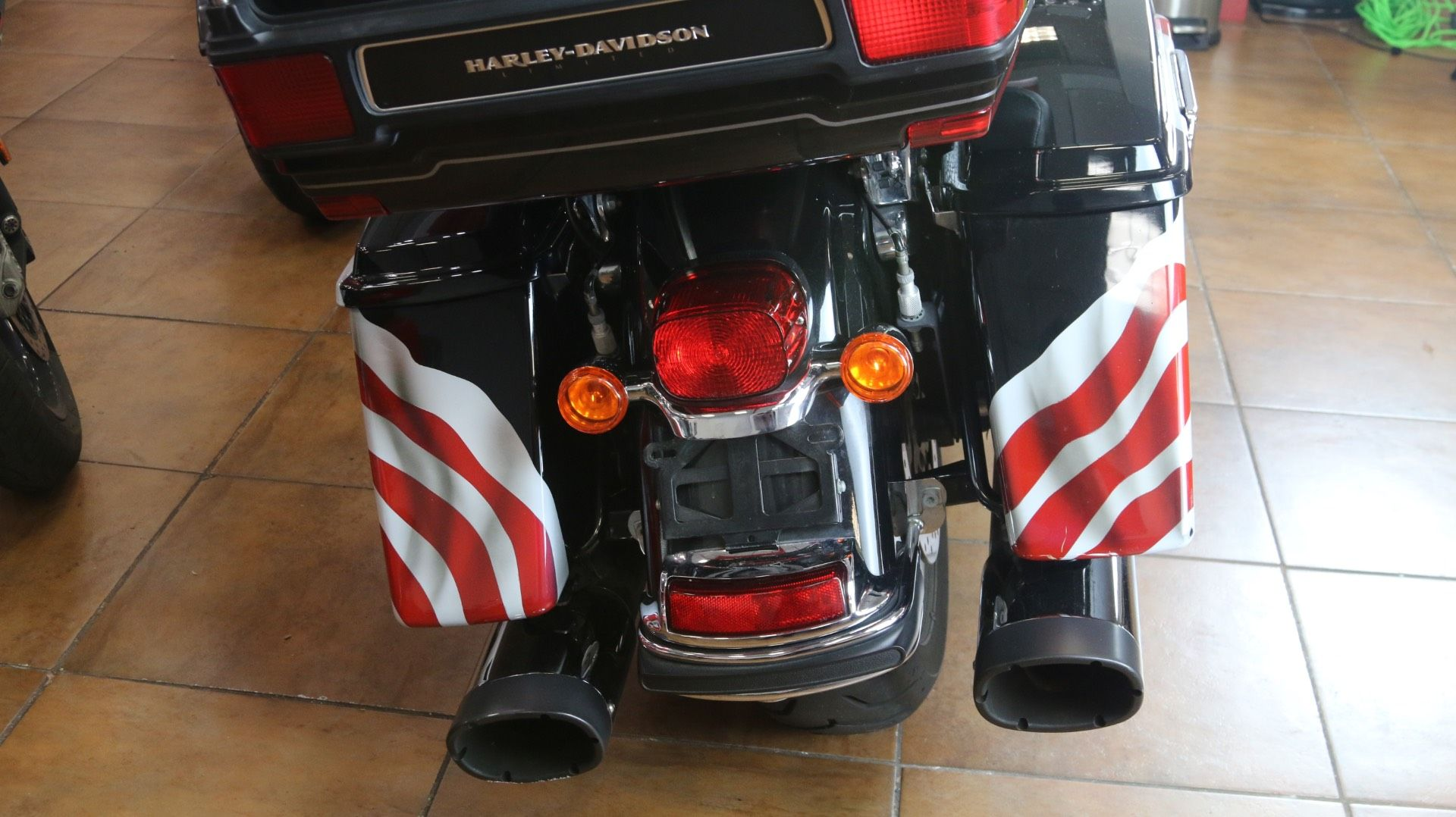 2013 Harley-Davidson Electra Glide® Ultra Limited in Pinellas Park, Florida - Photo 9