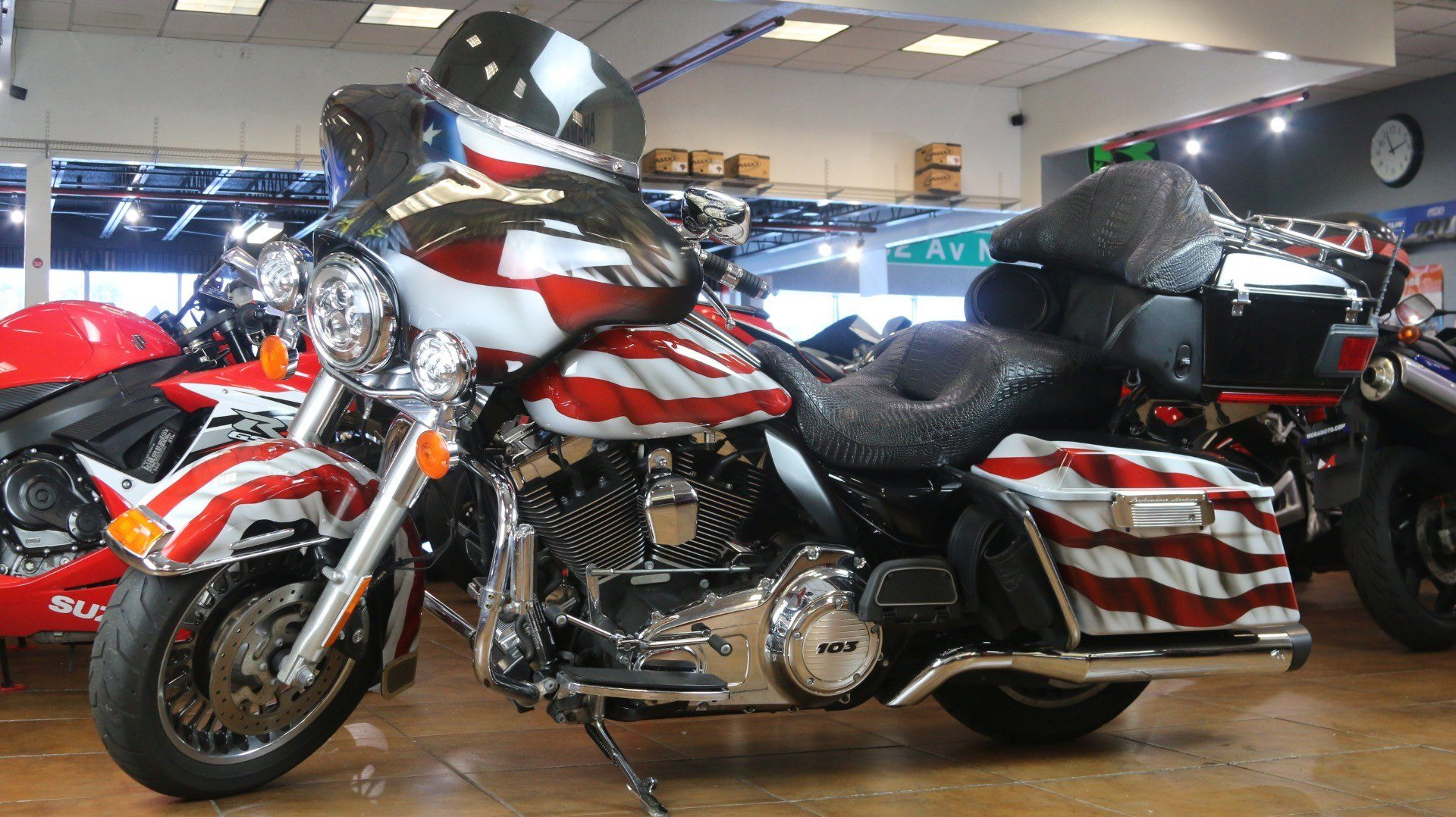 2013 Harley-Davidson Electra Glide® Ultra Limited in Pinellas Park, Florida - Photo 11