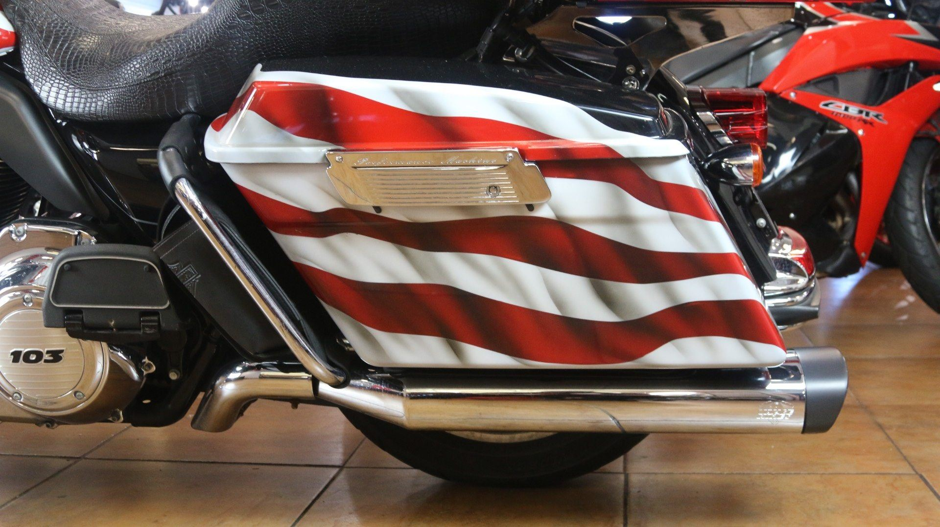 2013 Harley-Davidson Electra Glide® Ultra Limited in Pinellas Park, Florida - Photo 15
