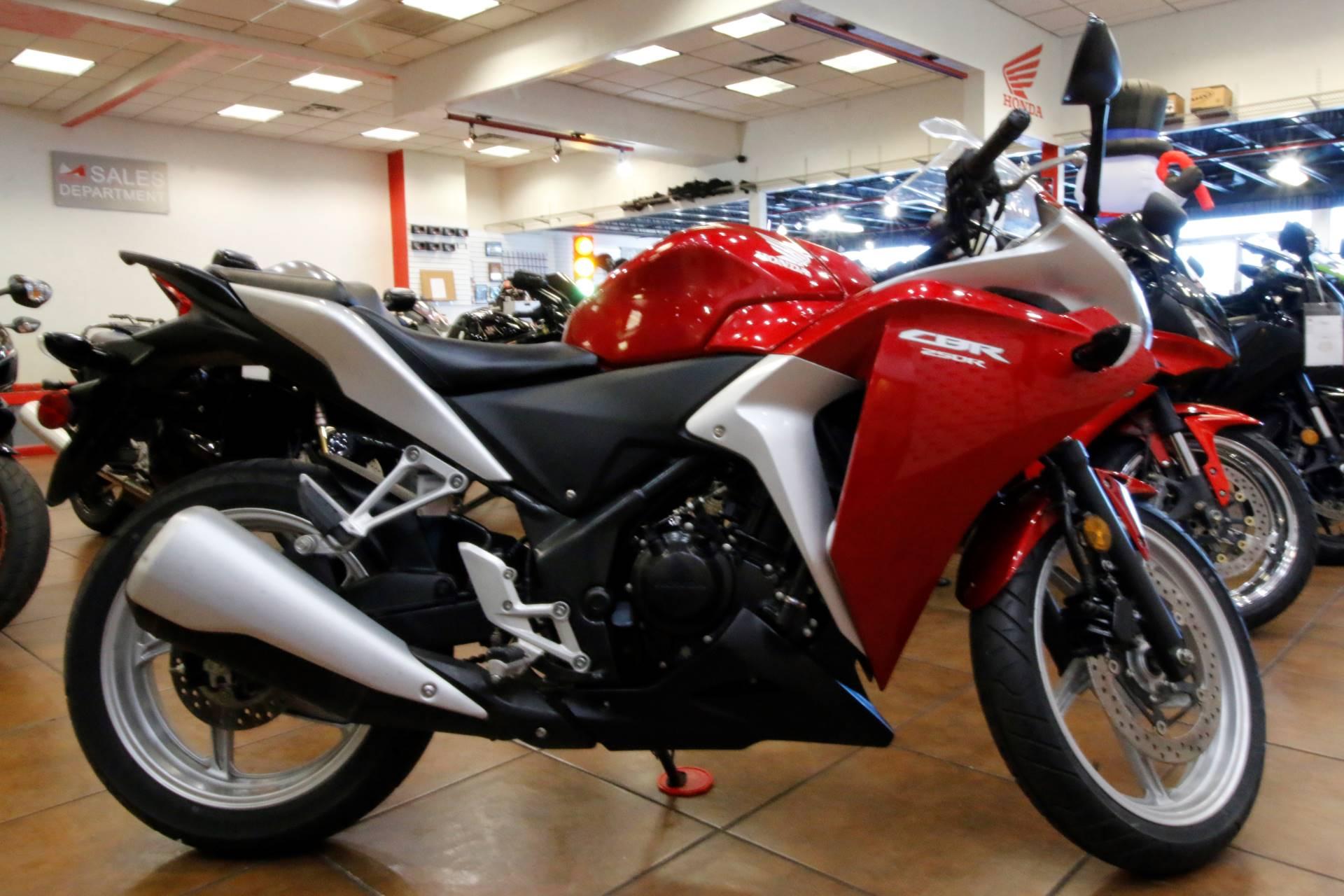 Used 2012 Honda Cbr250r Motorcycles In Pinellas Park Fl