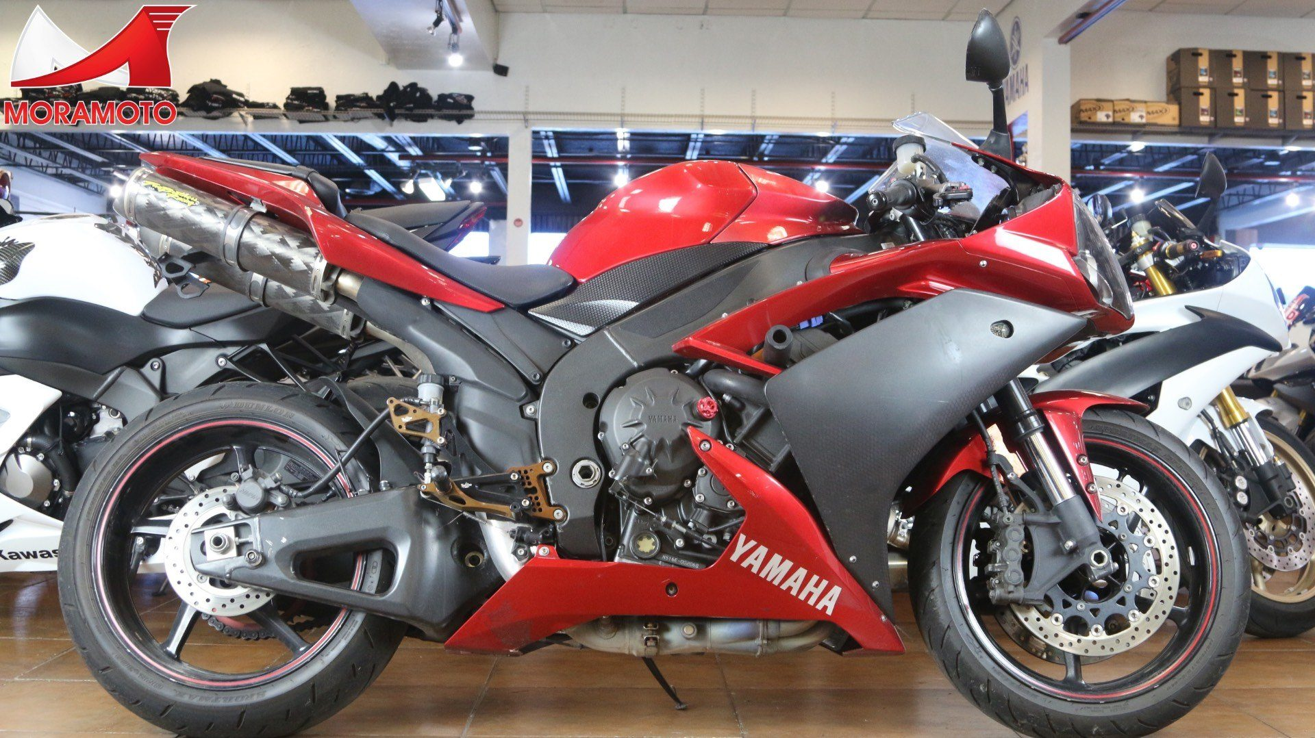 2007 Yamaha YZF-R1 in Pinellas Park, Florida - Photo 1
