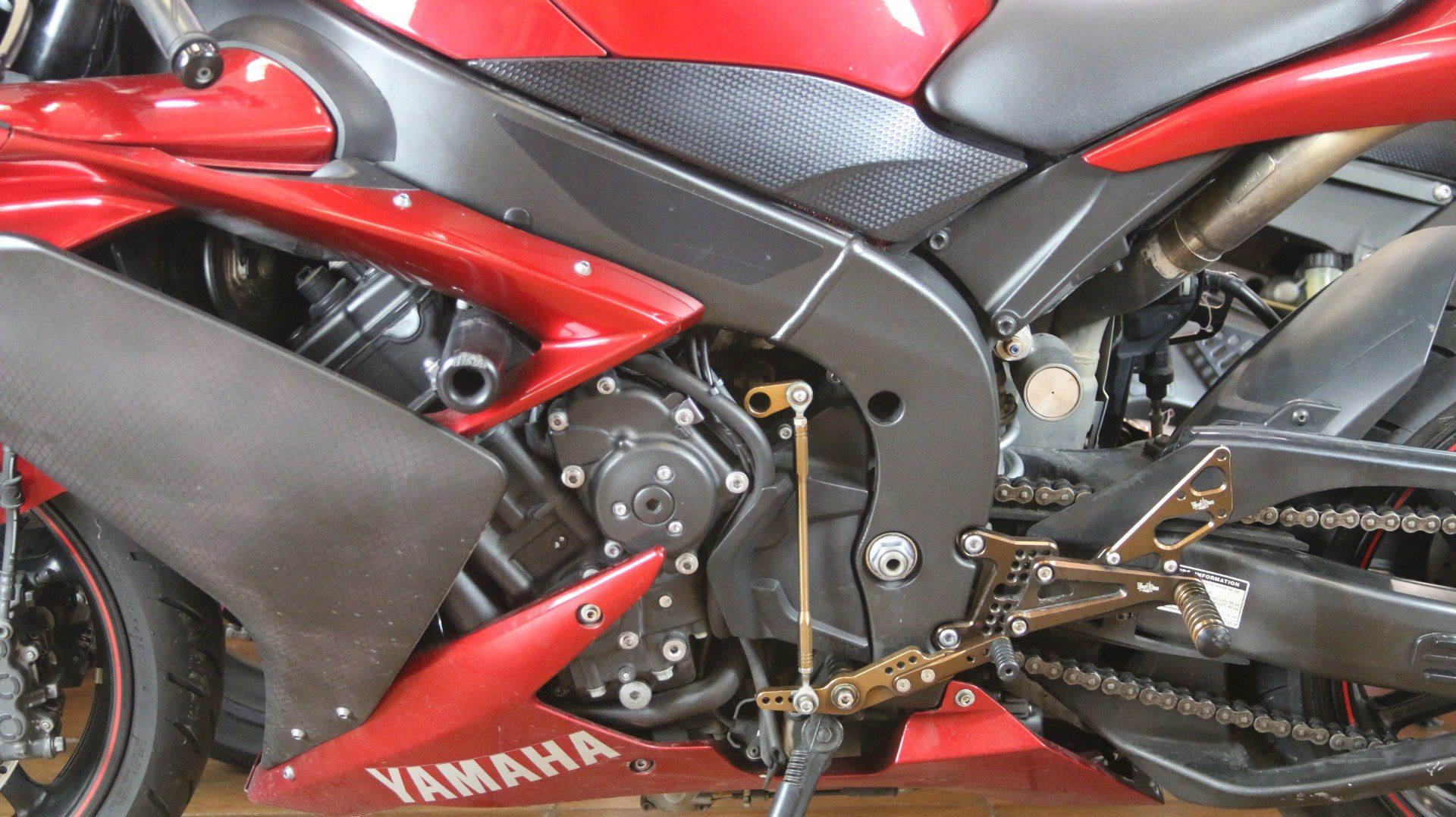2007 Yamaha YZF-R1 in Pinellas Park, Florida - Photo 14