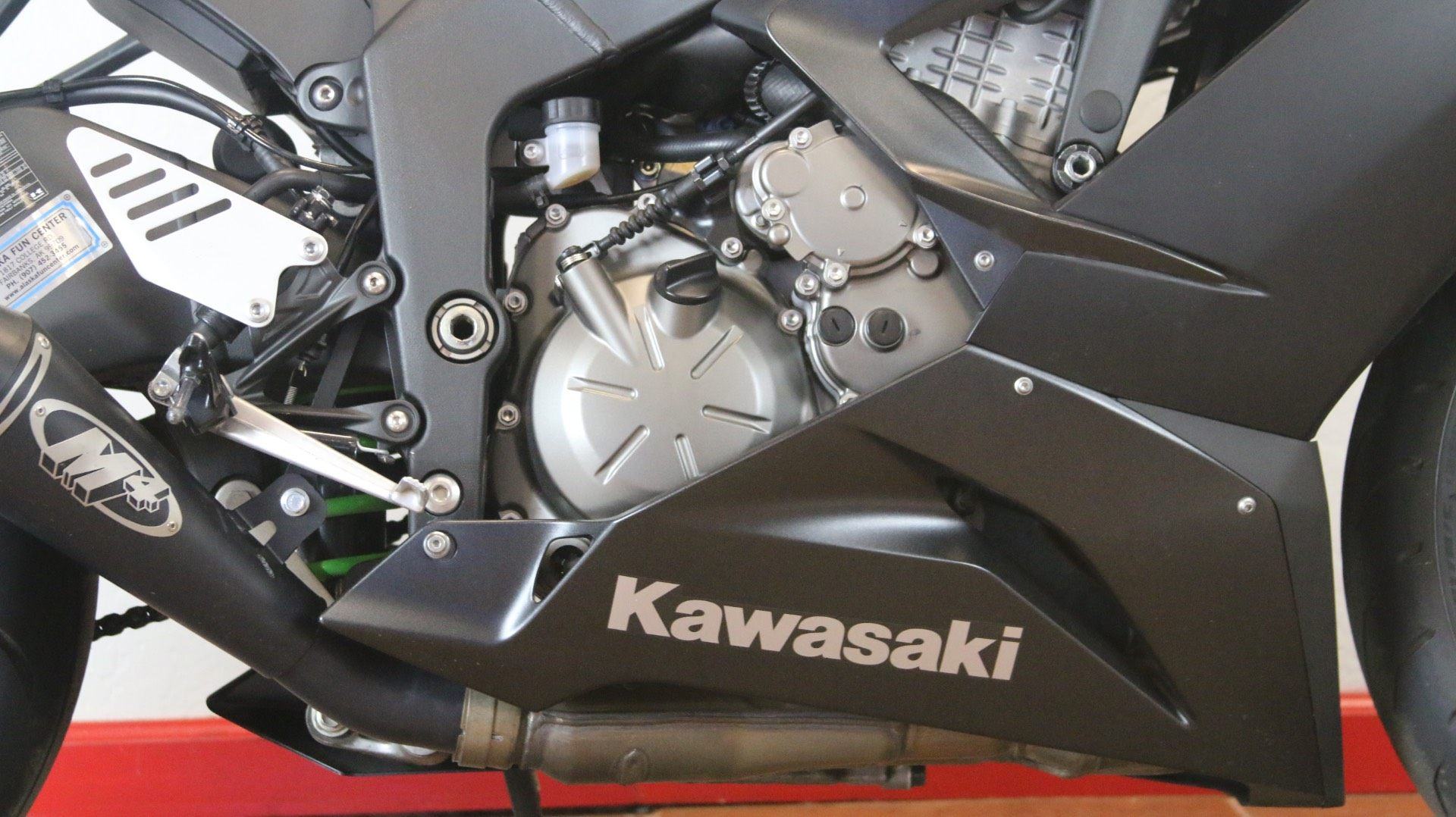 2016 Kawasaki Ninja ZX-6R KRT Edition in Pinellas Park, Florida - Photo 5