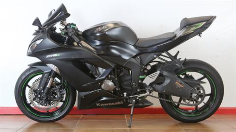 2016 Kawasaki Ninja ZX-6R KRT Edition in Pinellas Park, Florida - Photo 10