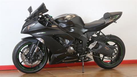 2016 Kawasaki Ninja ZX-6R KRT Edition in Pinellas Park, Florida - Photo 11
