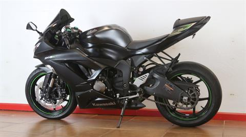 2016 Kawasaki Ninja ZX-6R KRT Edition in Pinellas Park, Florida - Photo 12