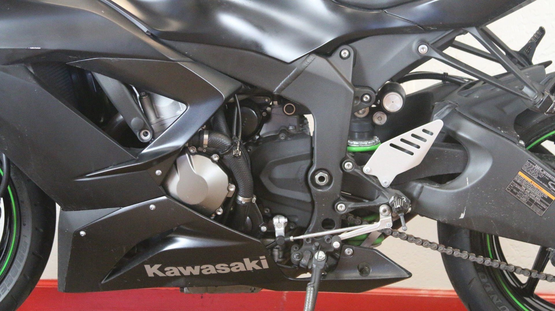 2016 Kawasaki Ninja ZX-6R KRT Edition in Pinellas Park, Florida - Photo 14