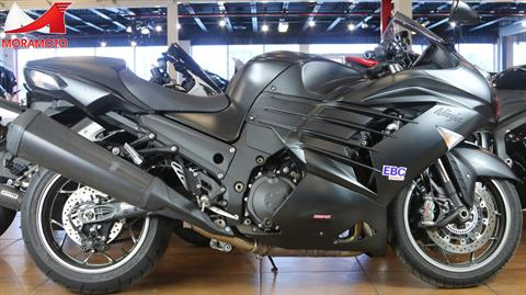 2016 Kawasaki Ninja ZX-14R ABS SE in Pinellas Park, Florida - Photo 1