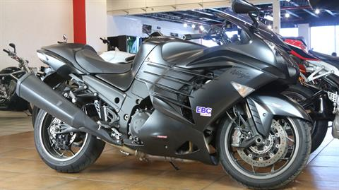 2016 Kawasaki Ninja ZX-14R ABS SE in Pinellas Park, Florida - Photo 2
