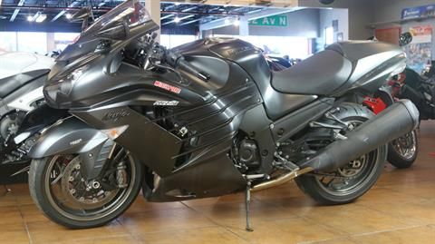 2016 Kawasaki Ninja ZX-14R ABS SE in Pinellas Park, Florida - Photo 11