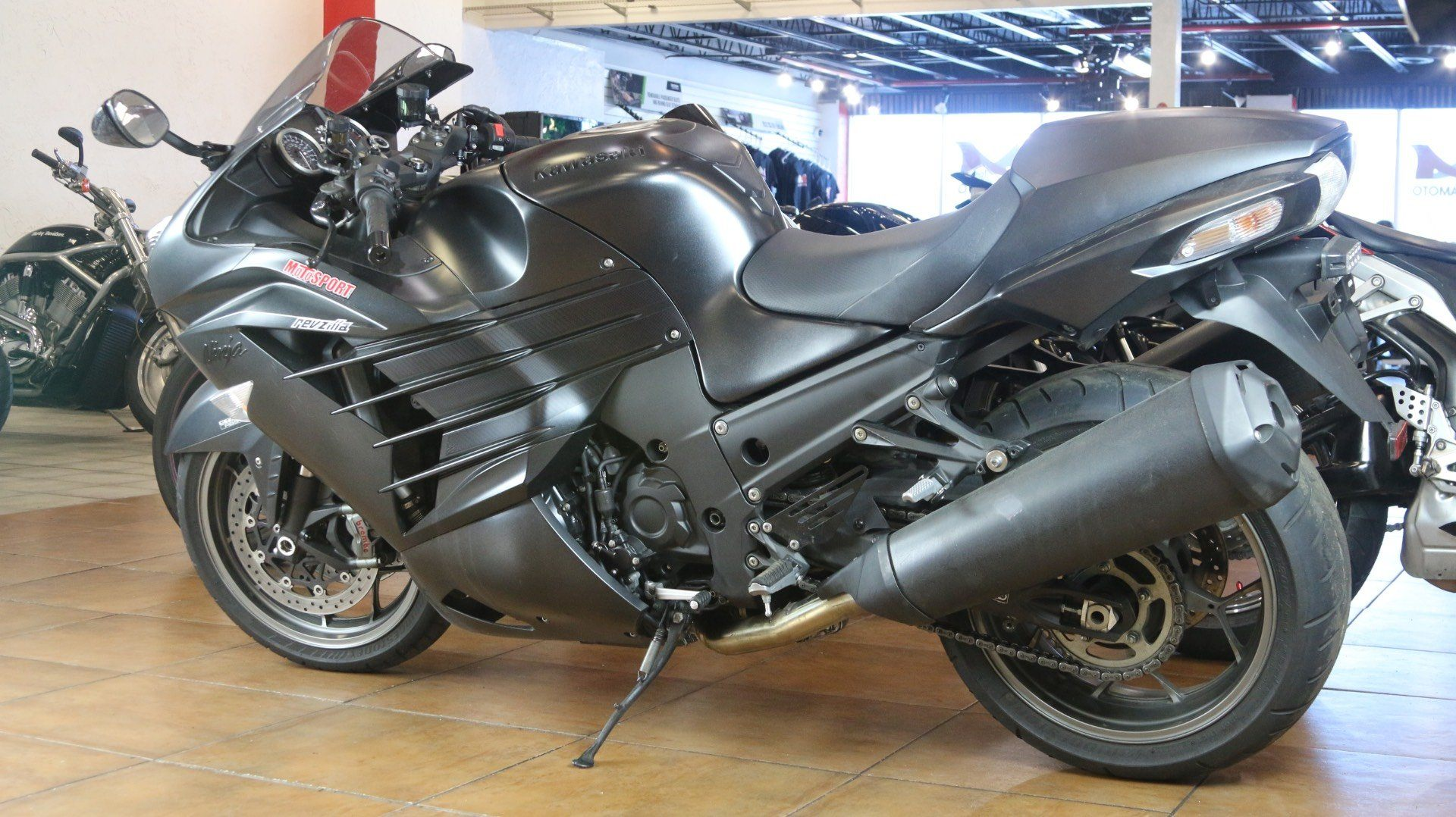 2016 Kawasaki Ninja ZX-14R ABS SE in Pinellas Park, Florida - Photo 12